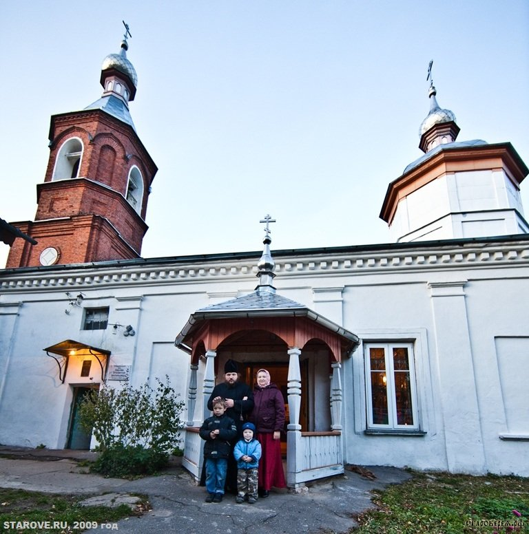 Иоанн Михеев, Верея, священник, РПСЦ, праздник, отец, духовный, старообрядческая Церковь