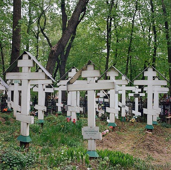 Рогожское кладбище. Фото: Максим Шер / «Русская планета»